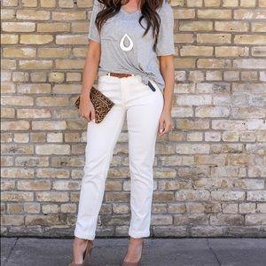 Ivory boyfriend jeans